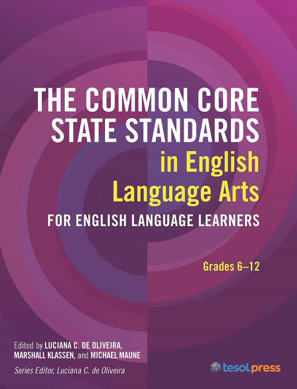 Common Core State Standards in Language Arts  6-12 (PDF)