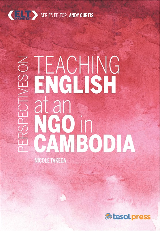 Teaching English at an NGO in Cambodia
