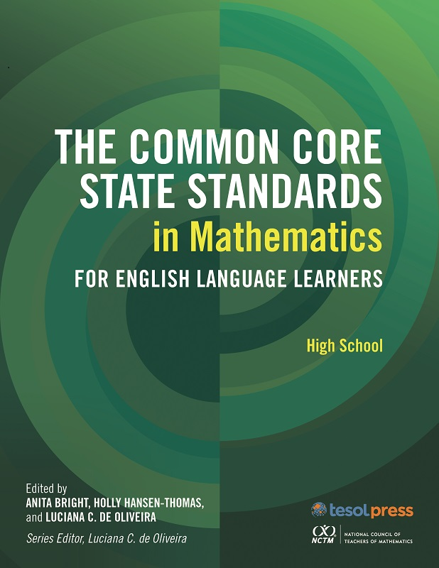 Common Core State Standards  in Mathematics High School