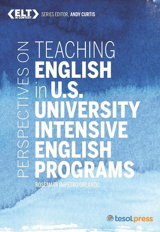 Teaching English in U.S. University IEPs (Paper)