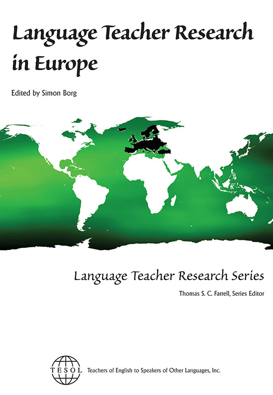Item Detail - Language Teacher Research in Europe - Description