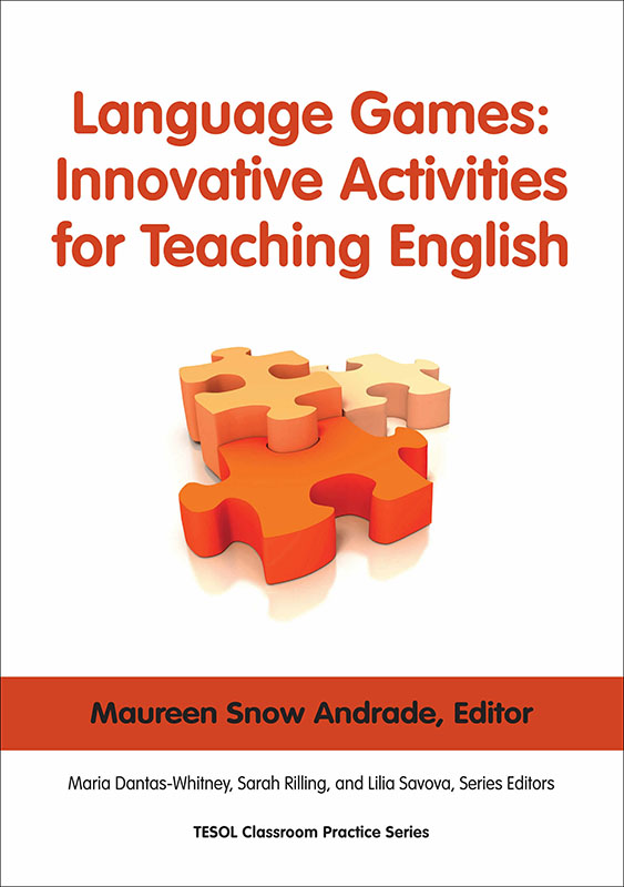 Innovative Classroom Games : Item detail adult language learners context and innovation