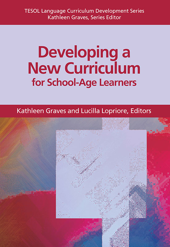 Developing a New Curriculum for School-Age Learners