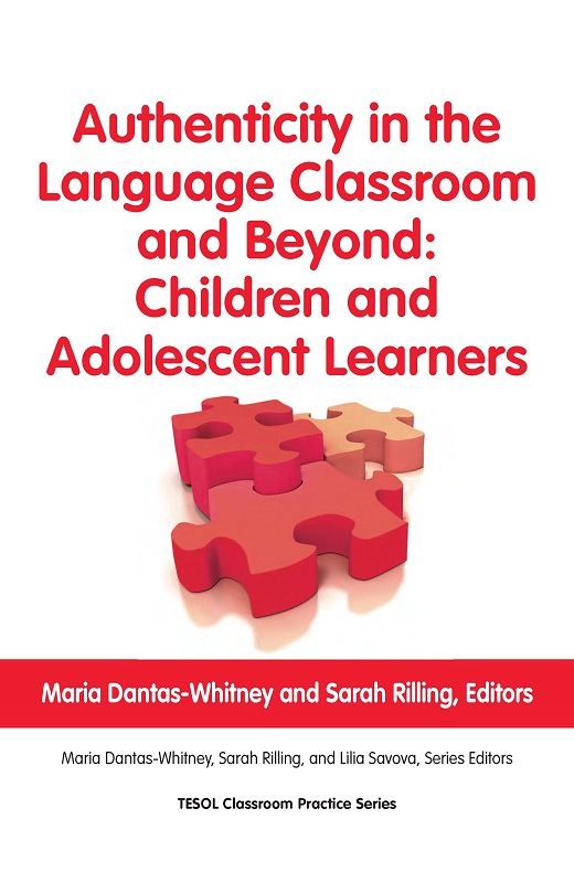 Authenticity in Language Classroom and Beyond: Children and (Paper)