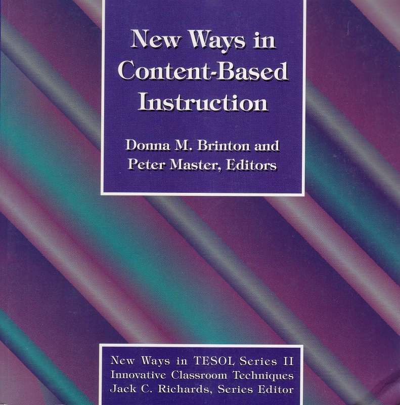 New Ways in Content- Based Instruction (Paper)
