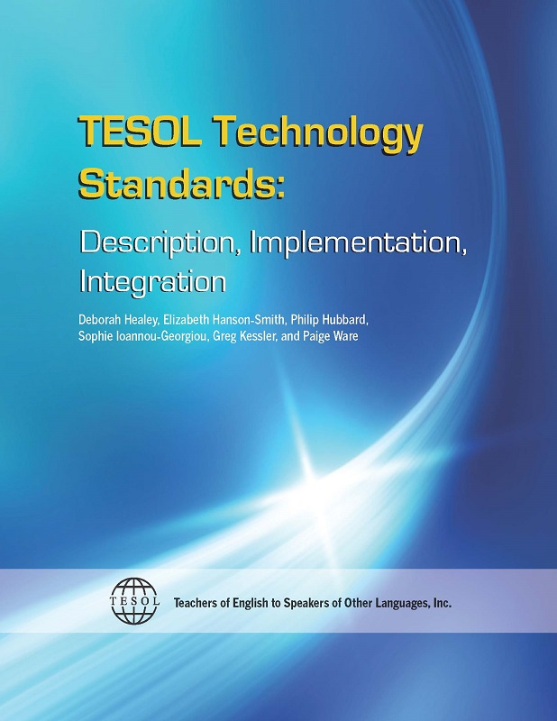 TESOL Technology Standards