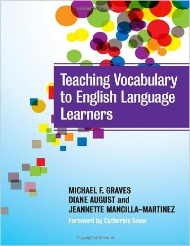 Teaching Vocabulary to English Language Learners (Paper)