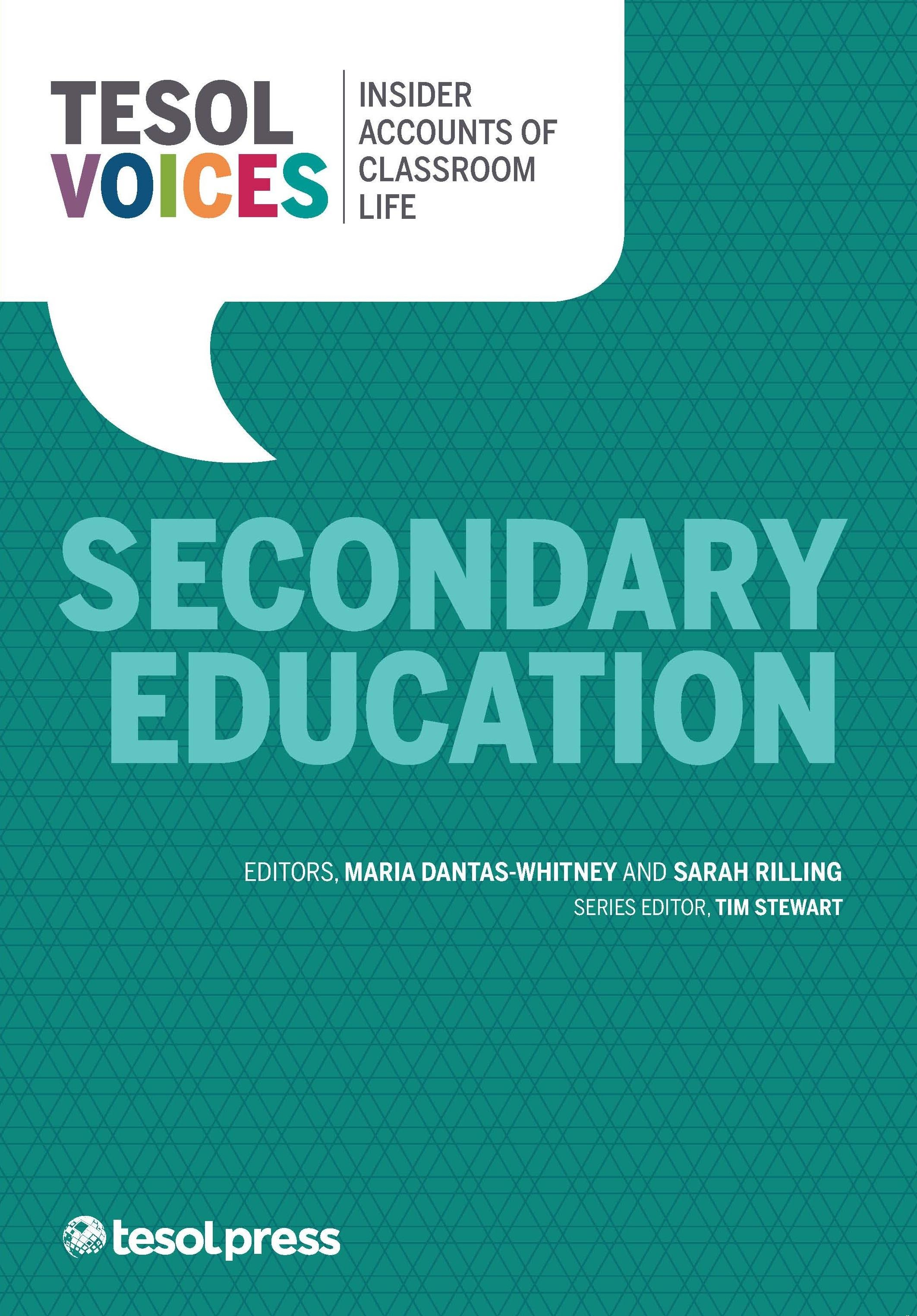 TESOL Voices: Secondary Education