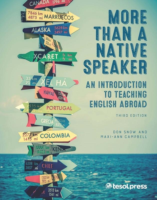 More Than a Native Speaker, 3e (Paper)