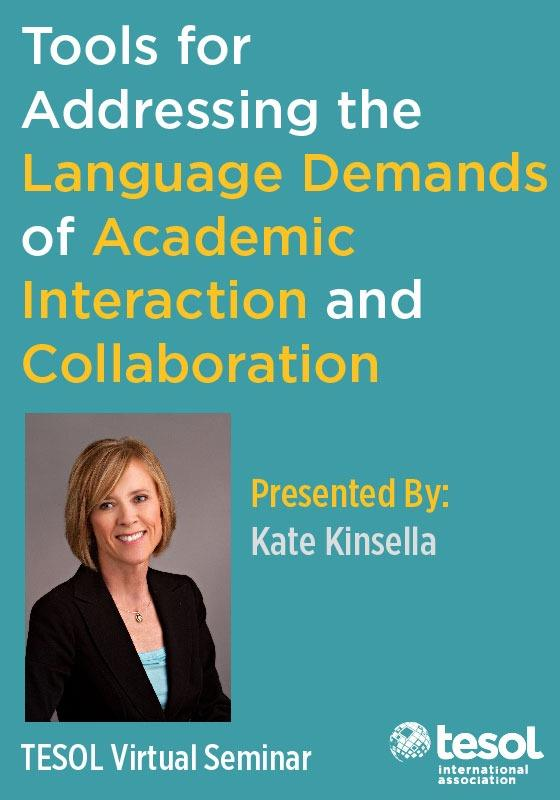Tools for Addressing the Language Demands of Academic Intera