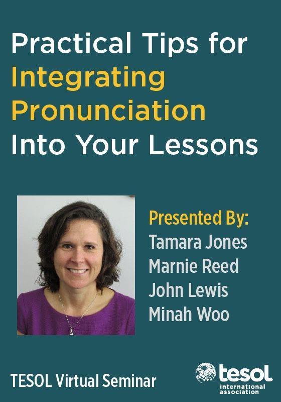 Practical Tips for Integrating Pronunciation into your Lesso (VIRSEM)