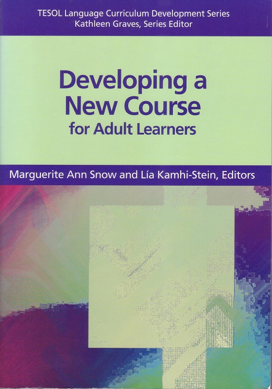 Developing a New Course for Adult Learners