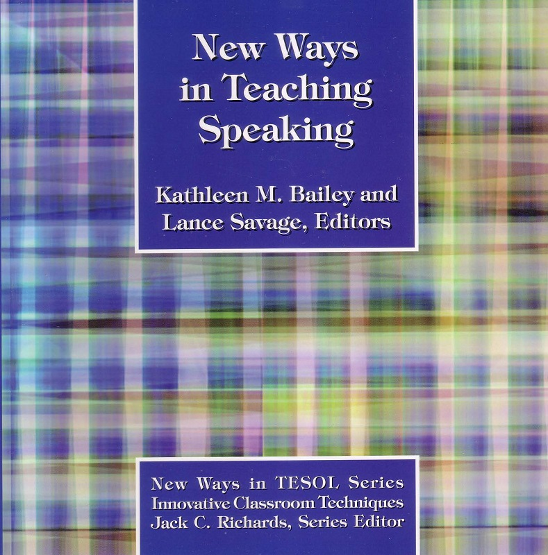 New Ways in Teaching Speaking (Paper)