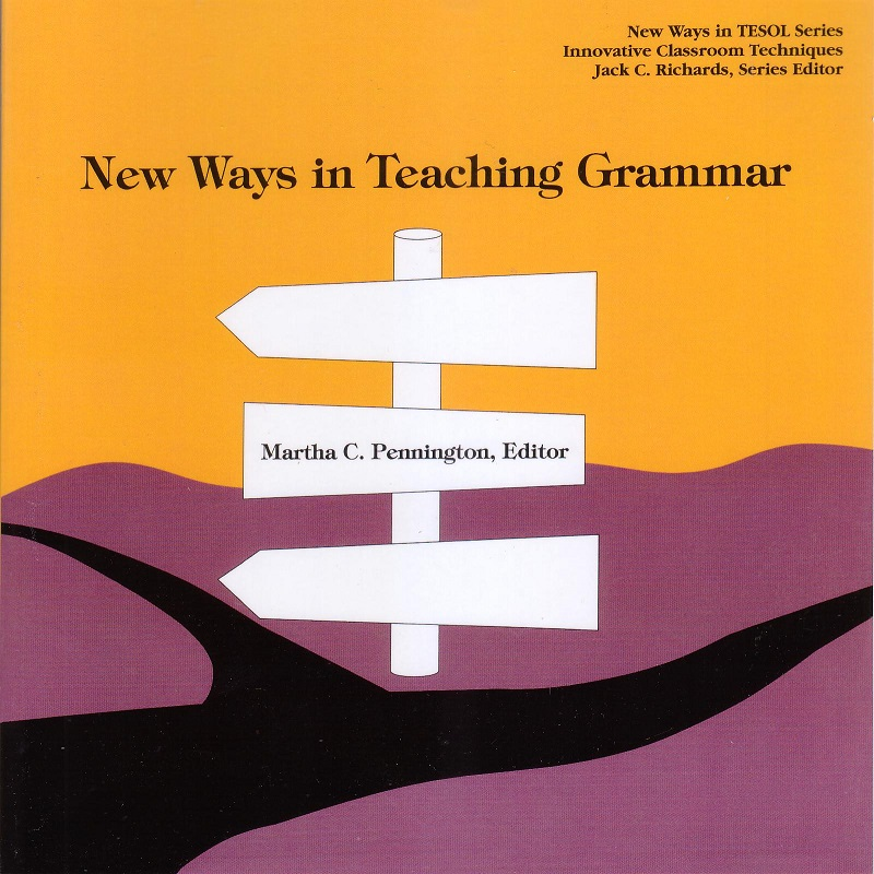 New Ways in Teaching Grammar (Paper)